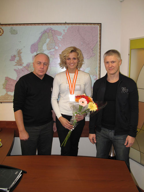 Наталья Добрынская стала лицом ТМ Sobieski