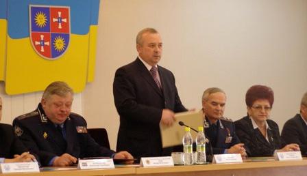 У вінницької міліції новий начальник