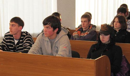У міській раді зустрілись представники екстремальних видів молодіжної культури