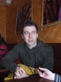 Александр Березовский, «купил» встречу со своей невестой