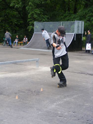 скейт-парк у Вінниці