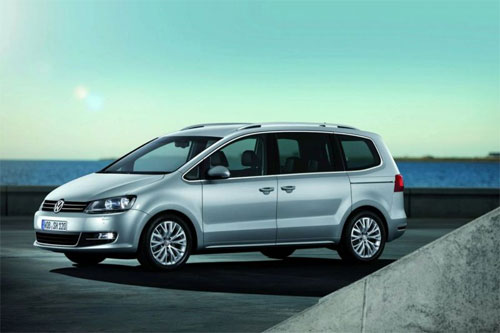 новый Volkswagen Sharan