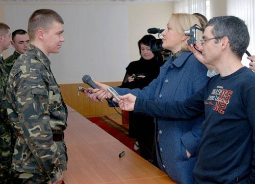 1 квітня у Вінниці буде армійський призов