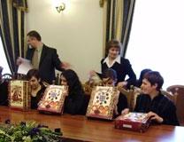 1 квітня відбулася зустріч між представниками навчальних закладів м. Лімож та м. Вінниці