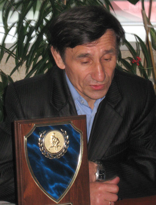 Александр Кулибаба
