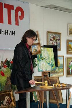 Арт-аукціон у Вінниці