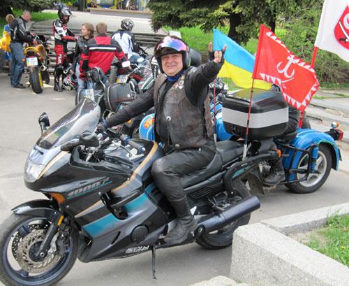 14-16 травня 2010 року Вінниця приймає байкерський з'їзд