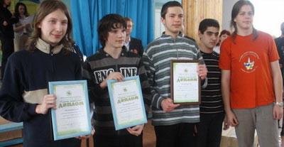 Фізико-математичних чемпіонів визначили у Вінниці