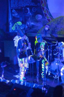 Концерт группы «Атомная Пирамида» в Виннице