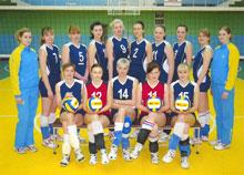 Володимир Демішкан взяв шефство над волейбольною жіночою збірною міста