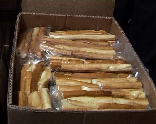 Співробітники ветеринарної міліції вилучили більше 3 тон копченого сиру