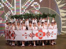 Понад півтори тисячі дітей зібрались у «Райдузі» на традиційному святі «Талант року»