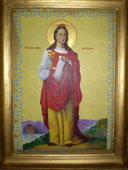 В найстарішій церкві Крижопільського району прихожанка замінила 12 ікон на їх копії