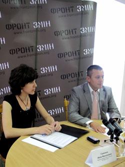 Вінницький «Фронт Змін» провів круглий стіл на тему :«Проблема загазованості Вінниці та способи зменшення впливу токсичних вихлопів.»