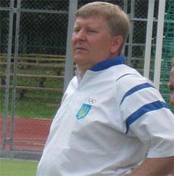 главный тренер «Олимпии-Колоса-Секвойи» и сборной Украины по хоккею на траве Павел Мазур