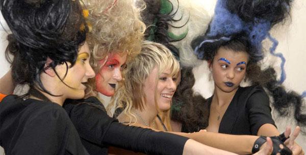 У місті пройшов перший фестиваль перукарського мистецтва «Світ краси»