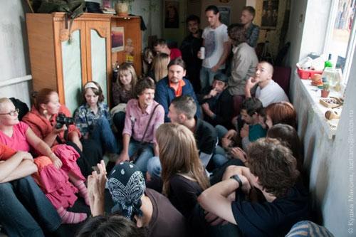 концерт дуету Zapaskа у Вінниці