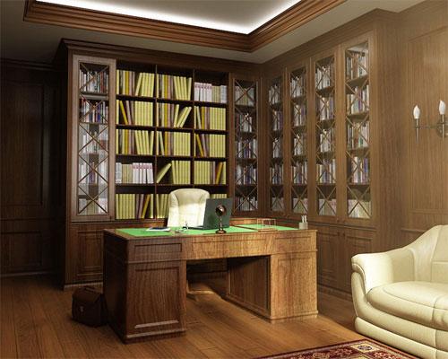 Классический личный кабинет в Английском стиле
