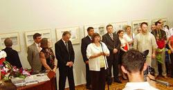 Віце-консул Республіки Польща у Вінниці представив вінничанам свої малюнки
