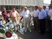 На Вінниччині відкрився чотирьохденний ХV Міжнародний симпозіум з розвитку машинного доїння