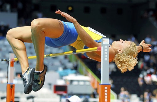 Легка атлетика. Чемпіонат Європи-2010: Добринська іде другою