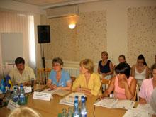семінар на тему: «Взаємодія органів державної влади та місцевого самоврядування з попередження насильства у сім'ї»