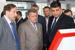 Вінницю відвідав міністр з питань ЖКГ Юрій Хіврич