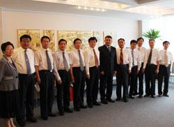 Вінниця налагоджує дружні відносини із китайським містом Цзинін