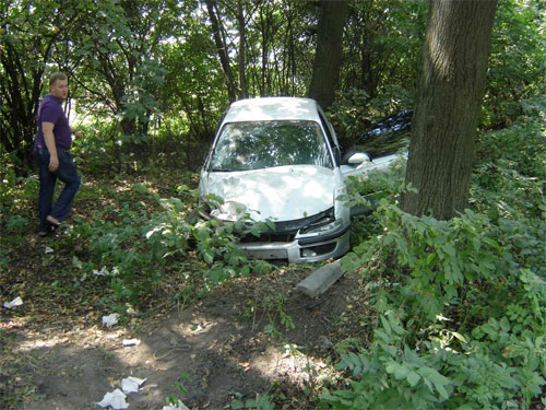 15 серпня на автошляху Вінниця-Немирів сталася аварія