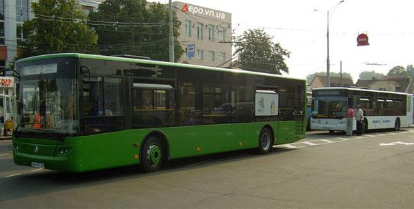 Відкрито новий автобусний маршрут: Залізничний вокзал - пл. Шкільна (старе місто)