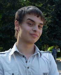 Пшеничнюк Дмитро – студент Вінницького державного педагогічного університету ім. м.Коцюбинського