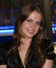 Шиліна Ольга – студентка Національного університету держаної податкової служби України