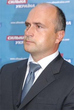 Голова комісії Володимир Дудка