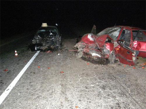 25 серпня 2010 року о 20 годині 40 хвилин біля села Зозулинці Хмільницького району сталася аварія