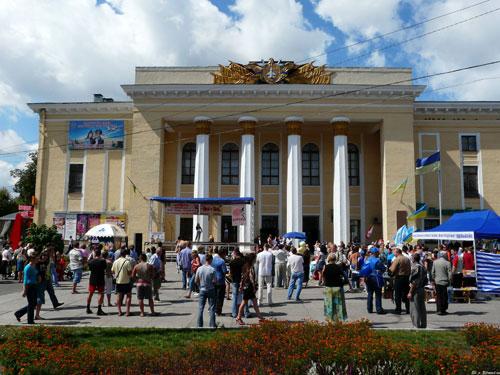21-22 августа в Виннице прошла I Всеукраинская ярмарка «Школьный вернисаж»