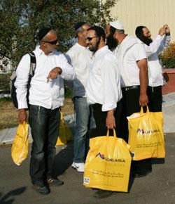 """Аеропорт """"Вінниця"""" у вересні прийме 3 тисячі паломників хасидів"""
