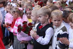 Вінницький «Барвінок» відкрив двері для більш ніж 200 маленьких учнів