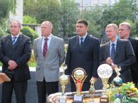 Юні вінницькі футболісти обіцяють повернутися з перемогою з чемпіонату «Кубок націй – Данон»