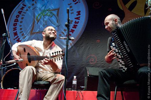 15-й фестиваль «Міжнародні дні джазової музики»