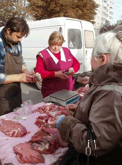 Виїзні продовольчі ярмарки дозволять «збити» ціни