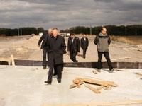 Об'їзна дорого навколо Калинівки готова на 70%. Відкриття 15 листопада