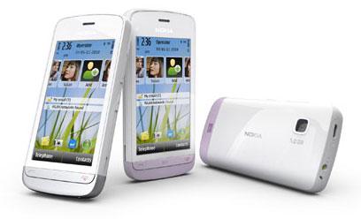 Nokia выпустила бюджетный смартфон С5-03