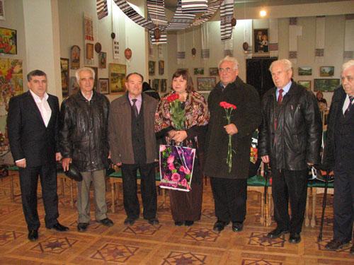 21 жовтня 2010 р. в Вінниці пройшла акція «Солдатська хустинка»