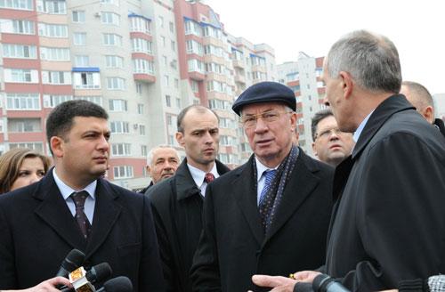 Прем'єр-міністр поставив завдання до кінця року ввести в експлуатацію сім вінницьких недобудов
