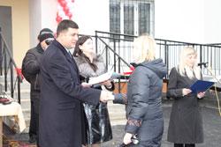 У Вінниці завершилось будівництво першого муніципального будинку