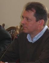 Подготовку Винницы к чемпионату Европы проинспектировал представитель Европейской Федерации хоккея на траве.