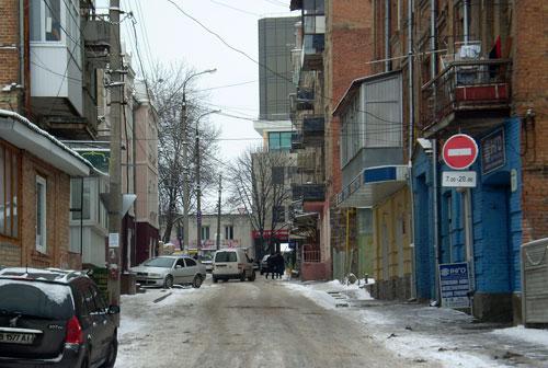 вулиці Інтернаціональна та Кропивницького стали односторонніми
