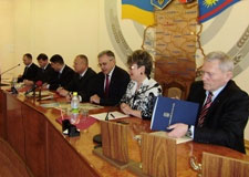 Обласне керівництво відзначило кращих спортсменів, які прославили Вінниччину у 2010 році