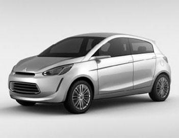 """Mitsubishi Motors покажет в Женеве новый """"Colt"""""""