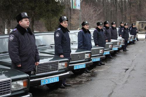 Правоохоронці Вінниччини отримали 30 нових автомобілів